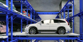 Puzzle Parking System - RR Parkon